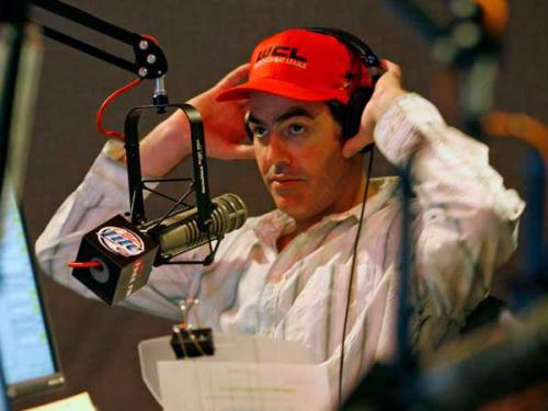 Popular podcaster Adam Carolla