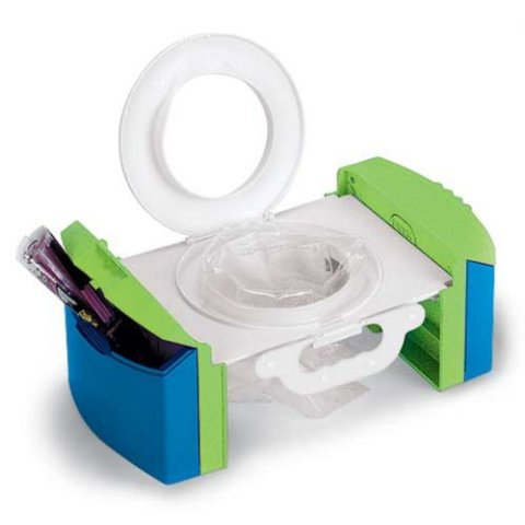 Easy Folding Travel Potty