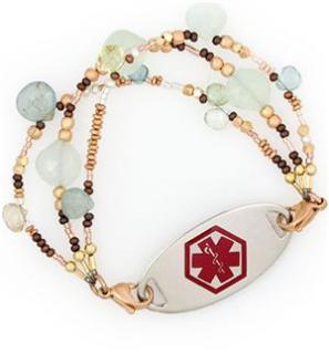 Stylish Medical Bracelets