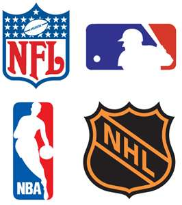 Professional sports leagues such as these, and others, join forces to form the Green Sports Alliance