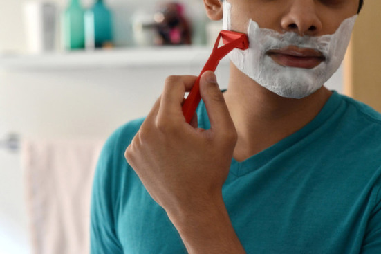 Paper Cut Razor (Image via Design Boom)