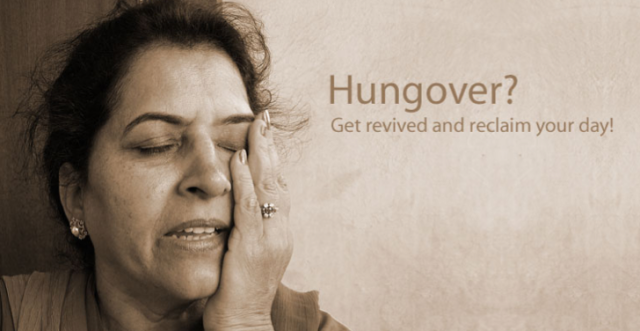 Revive Hangover Clinic