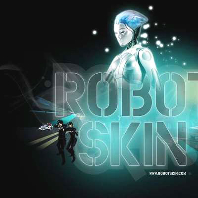 Robot Skin Icon - Norelco Arcitec