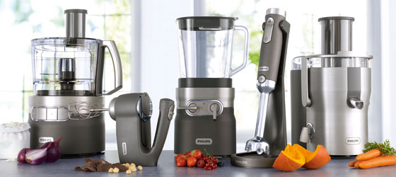 Philips Robust Collections for the robust chef!: © Royal Philips Electronics