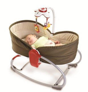 3 in 2 Rocker Napper