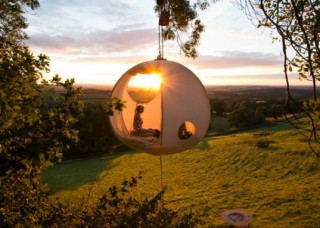 Roomoon & Hang Out In The Trees With Roomoon Hanging Tent
