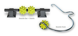 Rumble Roller Beastie Bar And Beastie Hook