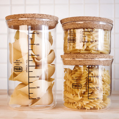 Earl Scientific Storage Jars