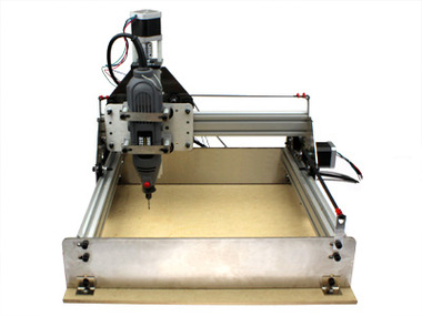 Shapeoko Desktop CNC Machine: image via Inventables.com