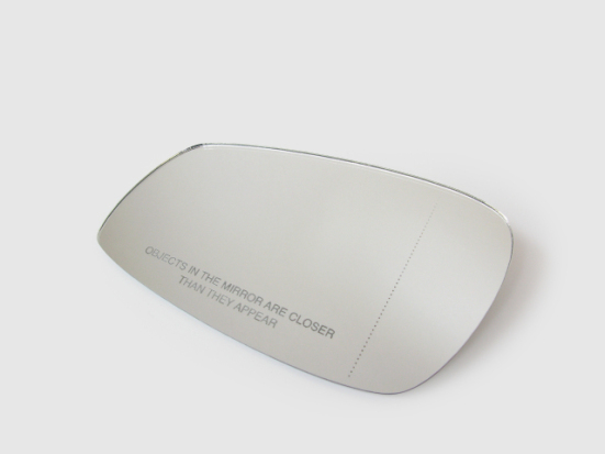 Side Mirror for your desk or pocket:  Atypyk