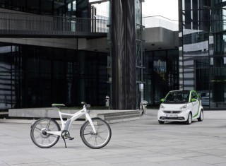Smart Car And Smart e-bike