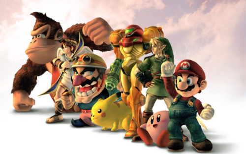 Nintendo will unveil the new Wii U Smash Bros. game during E3.