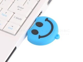 Smiling Face USB