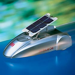 Triple Action Solar Car