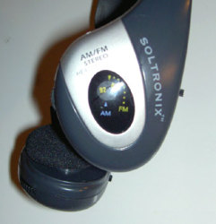 Soltronix Ear Pieces Contain Radio Controls