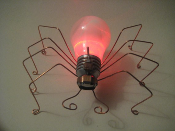 "Enlightened Peace Spider: By ""Ecohead"""