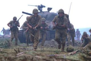 Saving Private Ryan: Combat scenes in Saving Private Ryan were filmed at faster shutter speeds.