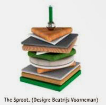 The Sproot: Design: Beatrijs Voorneman
