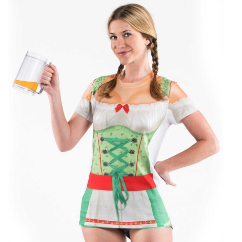 Faux Real Women's Oktoberfest T-Shirt