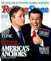 Jon Stewart &amp;amp; Stephen Colbert
