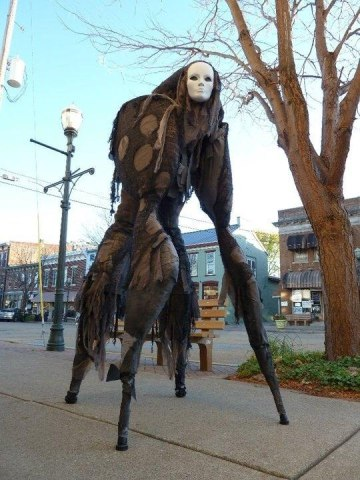 Stilt Spirits: The Creepiest Product on This List
