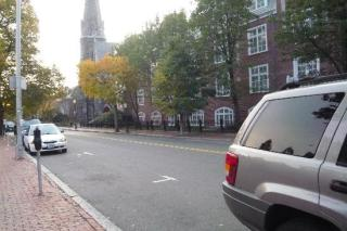 XALOC can help you find this spot: It cannot help you parallel park in it.