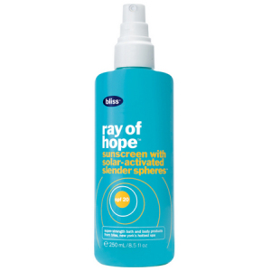 Ray of Hope Sunscreen