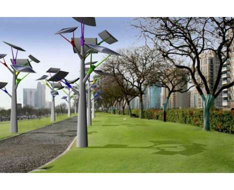 Eco-Trend #10: Sustainable Street Lamps