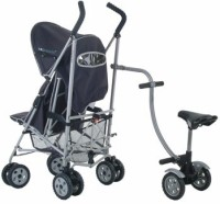 Tricycle as a Stroller Attachment- HotSpotMama Find