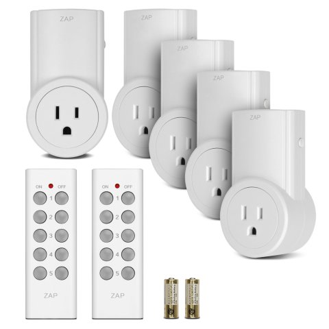 Remote Control Light Switch Outlets