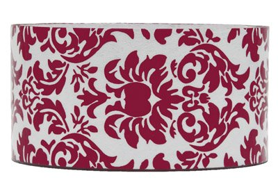 Cranberry Damask Tape