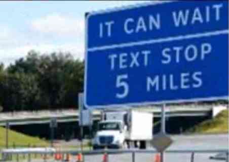 New Road Signs for New York