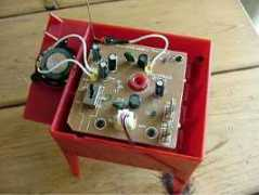 diy theremin kit from japan makes sounds only lenin could love. Black Bedroom Furniture Sets. Home Design Ideas