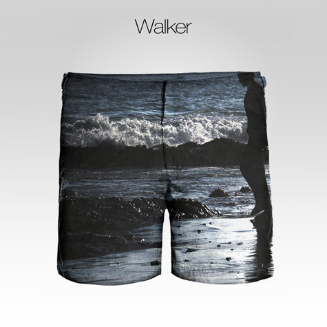 The Sea Pattern Frank Anthony Shorts: Source: Kickstarter.com