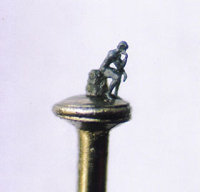 Thinker on the Head of a Pin