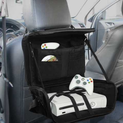 Travel Gaming Bag: Keep Xbox & Playstation consoles safe & secure