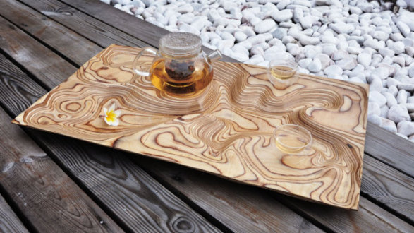 The Confluence Tray (Image via Artonomos)