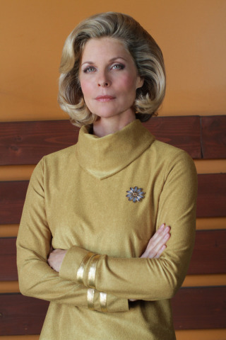 Kate Vernon as Captain Sonya Alexander (Image via Kickstarter)
