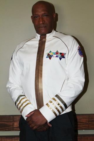 Tony Todd as Admiral Ramirez (Image via Kickstarter)