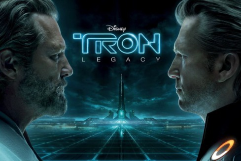 Tron starring 30-yr old &amp;amp; 60-yr old Jeff Bridges