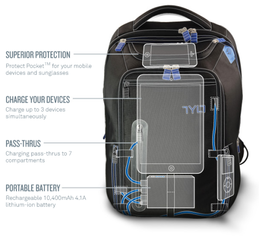 Tylt Energi+: The internals of the Energi+