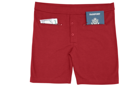 The Clever Travel Companion Men's Underwear