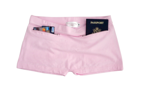 The Clever Travel Companion Women's Underwear