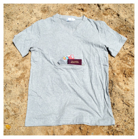 The Clever Travel Companion T-Shirt