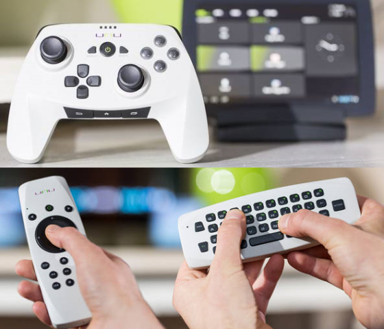 The controller and Airmouse