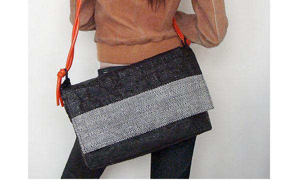 Urban Messenger Bag: by Sheila Odessey