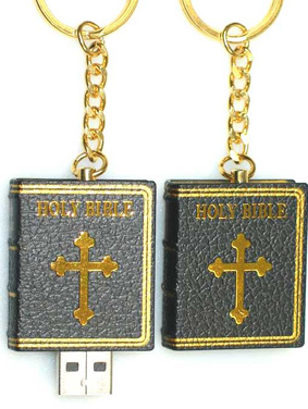 Digital Bible USB Pendant
