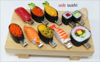 Sushi roll drives
