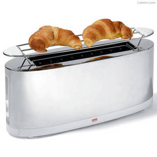 Electric Toaster by Stefano Giovannoni for Alessi