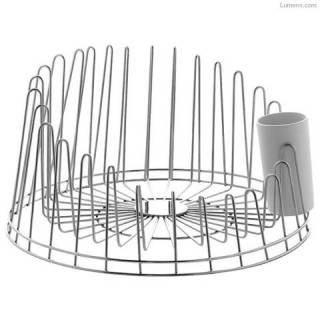 A Tempo Dish Drainer, by Pauline Deltour for Alessi